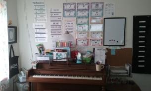 private lesson room